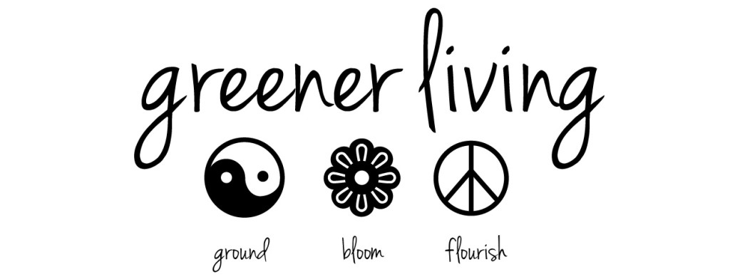 Greener Living logo