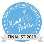 Time & Talents is a finalist in in BluePatch's 2019 Social Impact Award